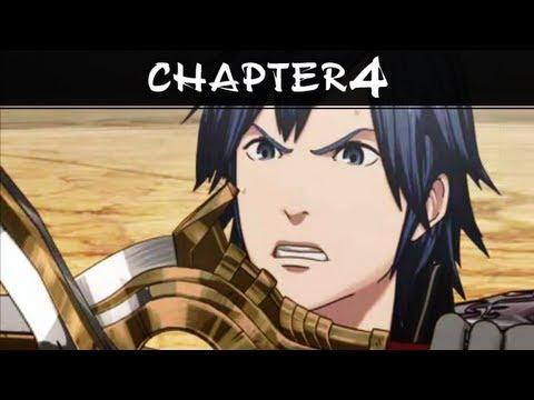 Fire Emblem: Awakening - Chapter 4 - Two Falchions