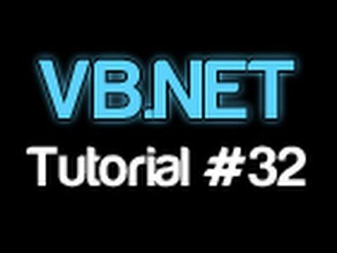 VB.NET Tutorial 32 - Application Settings (Visual Basic 2008/2010)