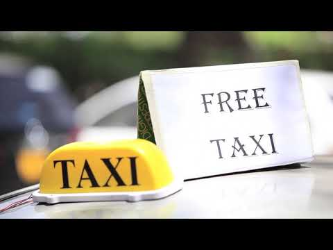 Free Taxi Rides