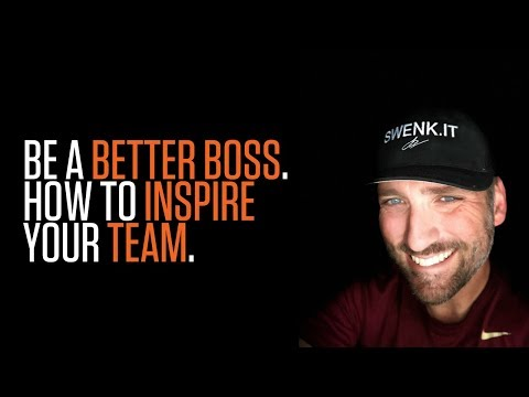 BE A BETTER BOSS - HOW TO INSPIRE YOUR DIGITAL AGENCY TEAM