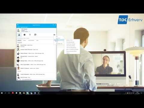 Skype for Business - Forwarding calls