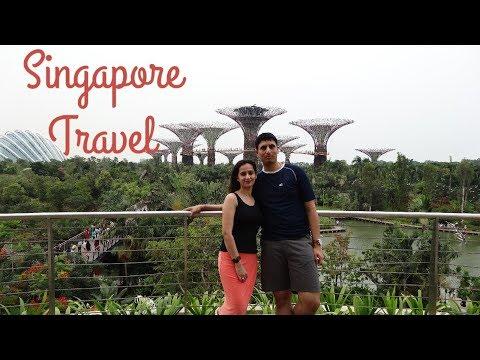 Throwback Singapore Trip in 2014