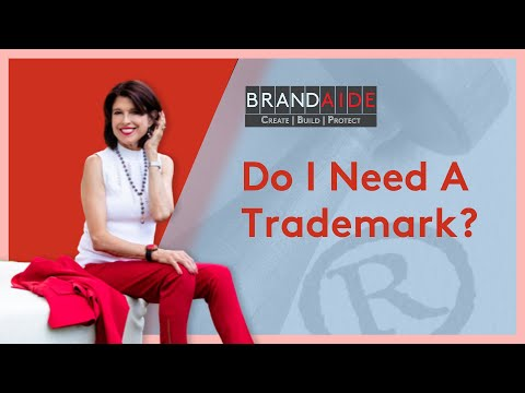 What happens if you don't register a trademark?