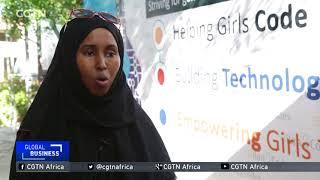 Center in Mogadishu empowers women to venture into innovation