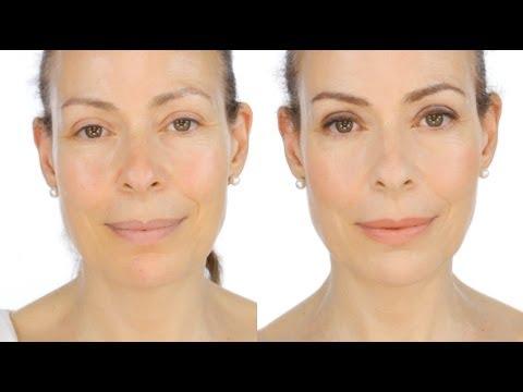 Menopausal Make-Up Tips & Chat - Mature Everyday, Natural Makeup Look