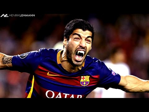 Luis Suárez ● The Monster ● 2015-16