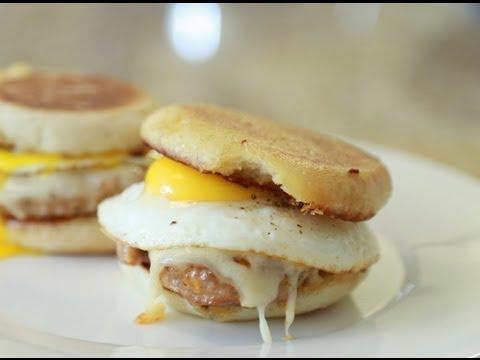 My Breakfast Sandwich | Byron Talbott