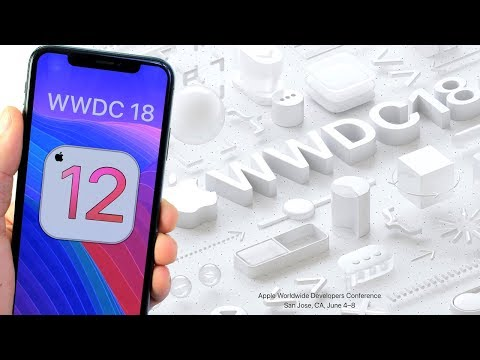 WWDC 2018 iOS 12 & More   What we Can Expect