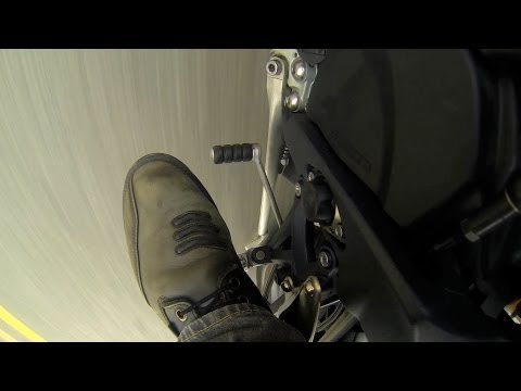 How to Shift without the Clutch | Motorcycle Riding
