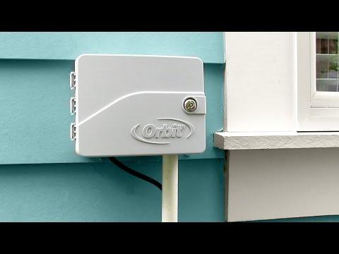How to install Sprinkler timer - Rainbird to Orbit b-hyve WIFI wiring