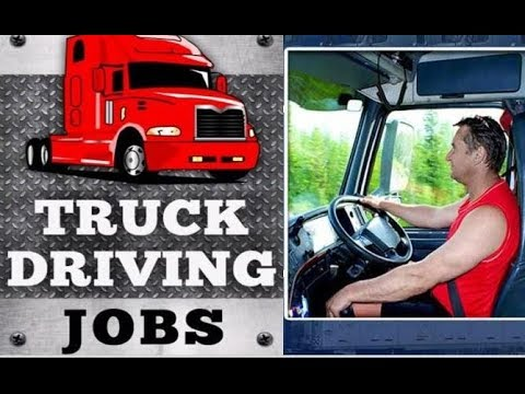 TRUCK DRIVER HIRING COMPANIES IN QUEBEC CANADA