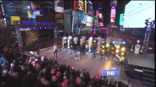 Taylor Swift Performing On Dick Clarks New Years Rockin Eve 2014 Hd
