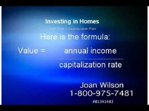 Real Estate Investment Terms CAP RATE