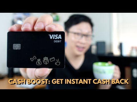 Cash Boost via Cash App: Get Instant Cash Back (at select retailers)