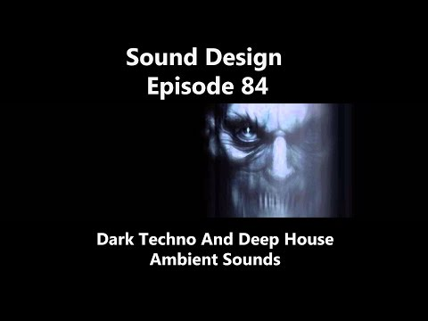 Dark Metallic Sounds For Techno & Deep House In Massive Sound Design Episode 84