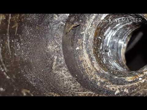 Stripped spark plug hole?