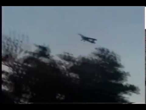 Super cub maiden flight/short flight with my Wild Hawk
