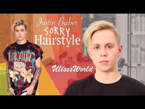 Justin Bieber - Sorry | Purpose tourI The Best Hairstyle Tutorial |  Ulises Garcia |