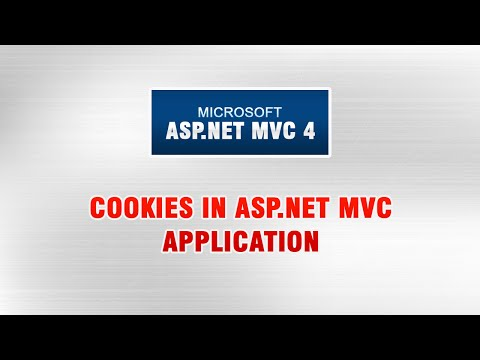 ASP.NET MVC 4 Tutorial In Urdu - Cookies in ASP.NET MVC
