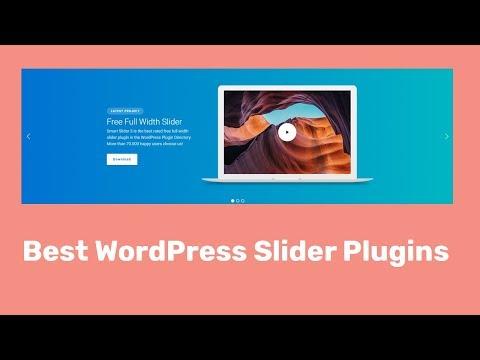 Best WordPress Slider Responsive Plugin Free 2018 ( Free slider Plugins)