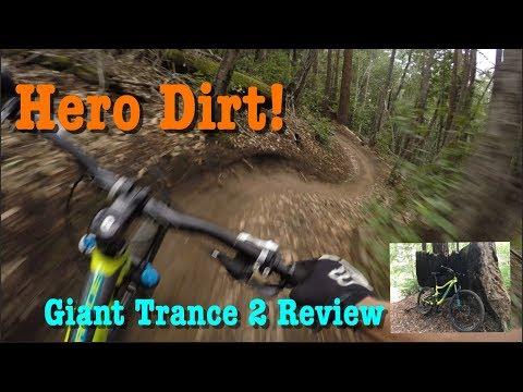 Giant Trance 2 Test Ride | Mountain Biking Soquel Demonstration State Forest | w/ MTB Savant & B1ker