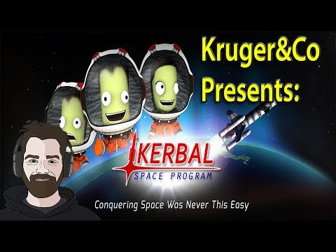 Lets Play: KSP To Orbit Ep3