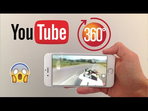 YouTube 360° Video : Virtual Reality on Your Phone !