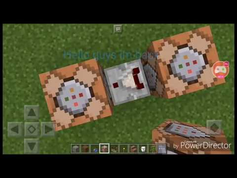 Minecraft pe how to make pokeball