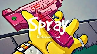 Smokepurpp x Trippie Redd x Playboi Carti Type Beat - Spray l Free Trap Beat