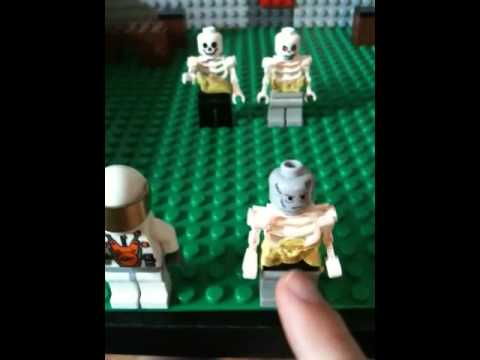 Lego black ops moon zombies tutorial