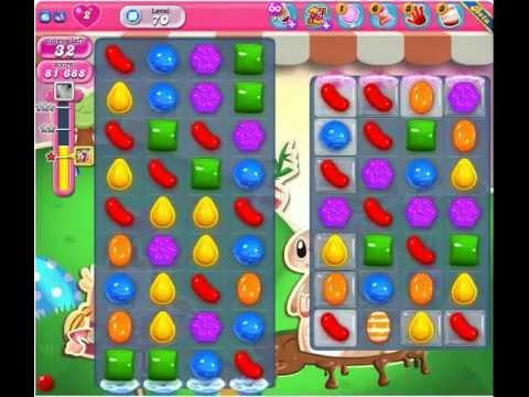 Candy Crush Saga Level 70 ★★