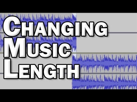 Changing Background Music Length for YouTube Videos