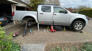 Cheap Nissan Truck - Major DIY Improvement