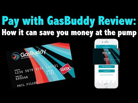 Pay With GasBuddy — How it Works and How it Can Save You $$$