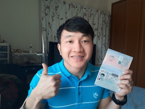How to get a Japanese Visa in the Philippines | With Guarantor, My Tips and Experience.