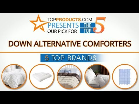 Best Down Alternative Comforter Reviews 2017 – How to Choose the Best Down Alternative Comforter