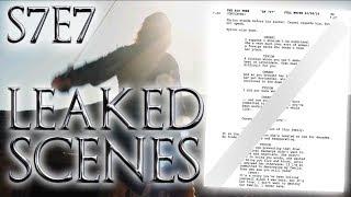 Season 7 Episode 7 Leaked Scenes ! | Game of Thrones Season 7 Episode 7