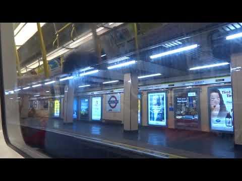 Circle Line: Liverpool Street to Victoria