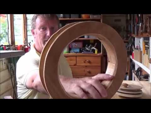 How to make a Kite line winder