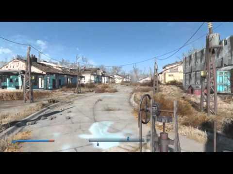 Fallout 4 - Sanctuary Base Tour