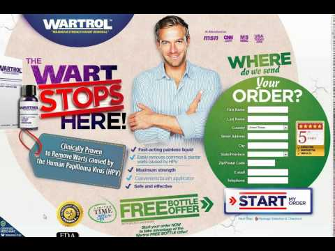 Wartrol Scam -  Should you Buy Wartrol Wart Remover?