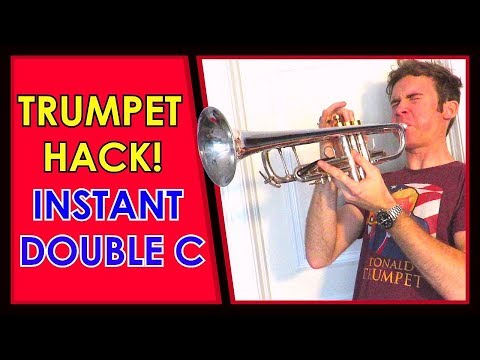 TRUMPET INSTANT DOUBLE C (**PLAY HIGHER!**)