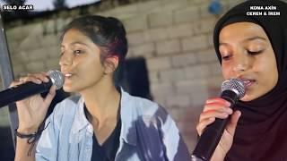 Kürt kızların okuduğu Şarkı herkesi büyüledi ve Okan erdem  2018 yeni Irtbat: 05356130622
