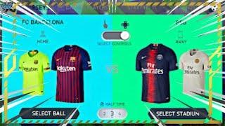 FIFA 14 MOD PES 2018 KITS & ELENCOS 2018/19 ATUALIZAÇÃO