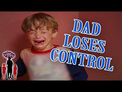 Supernanny | Dad Loses Control Of Triplets