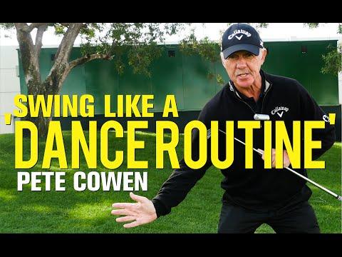 Pete Cowen: Swing like a