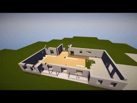 minecraft ROMAN ATWOODS house part 1
