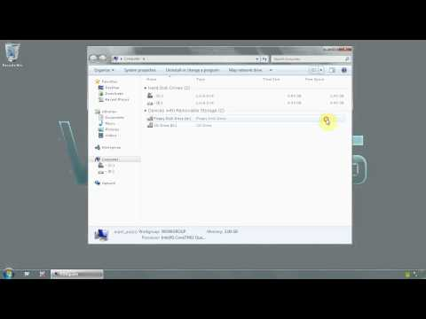 Windows 7 Ultimate 64 bit - How to change icons size - www.vid4.us