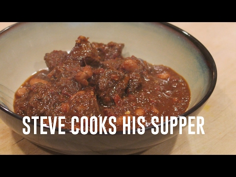 STEVE'S 3 HOUR CHILI | Steve's Suppers