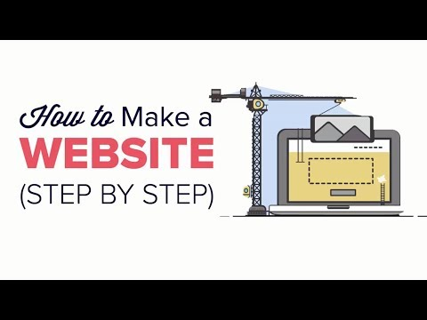 How to Make a Website in 2018 using WordPress (Step by Step)
